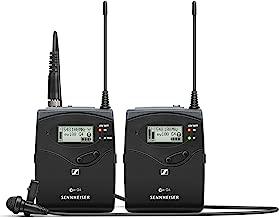 Sennheiser EW 112P G4 – A1 Omni-directional Wireless Lavalier Microphone System