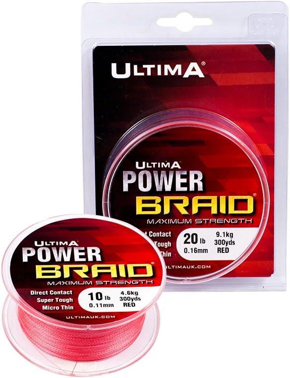 ULTIMA Power Super Starke Micro Braid Angelschnur