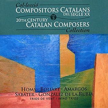 Compositors Catalans del Segle XX, Vol. 3