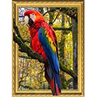 DIY 5D Diamond Painting Parrot Digital Kit