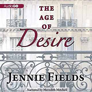 The Age of Desire audiobook cover art