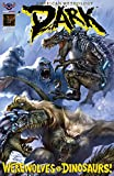 American Mythology Dark: Werewolves Vs Dinosaurs #2