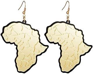 Best africa shaped earrings Reviews