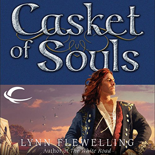 Casket of Souls audiobook cover art