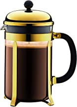 BODUM Chamburg 1932-17 Koffiezetapparaat 12 kopjes 1,5 l goud