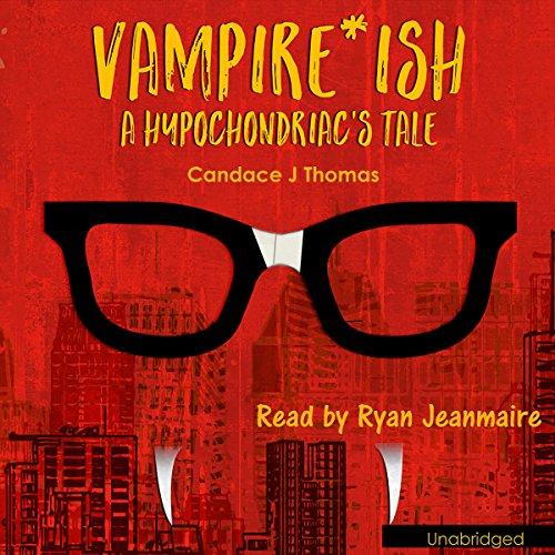 Vampire-ish audiobook cover art