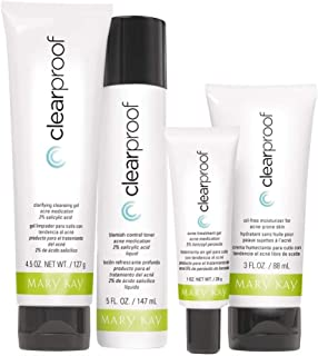 Best Mary Kay Clear Proof Acne System Set Review