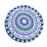 Round Beach Towels Review and Comparison