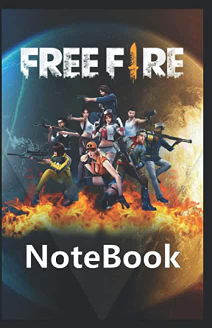 Free Fire NoteBook