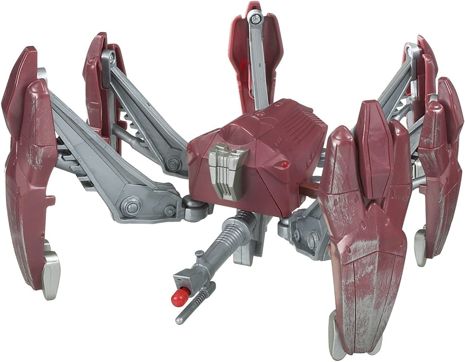 Star Wars Deluxe Figure & Vehicle  CRAB DROID