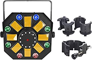 Chauvet DJ Swarm Wash FX 4-in-1 LED Effect Fixture with O-Clamp CLP-10