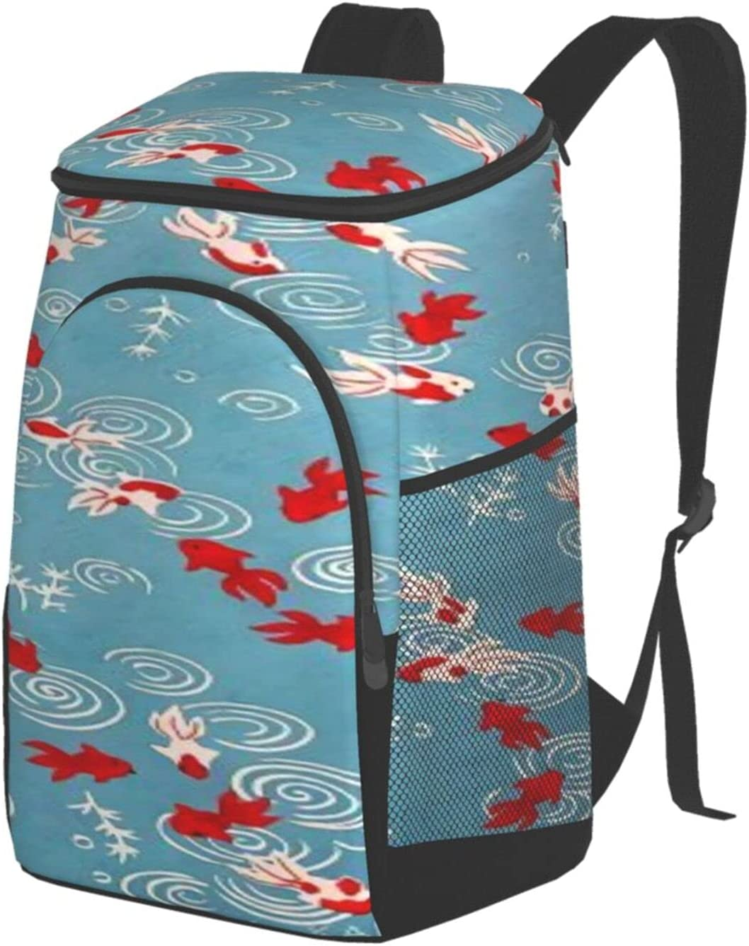 NDAQUC Goldfish Fireworks Game Outdoor Insulation Shoulder Bag P Max 90% Super beauty product restock quality top! OFF