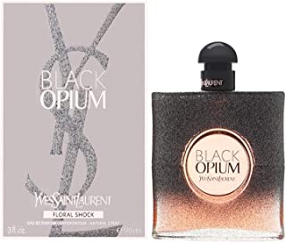 Yves Saint Laurent Black Opium Floral Shock Agua de Perfume - 90 ml