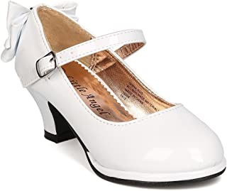 white leatherette shoes