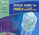 Charlie et le grand ascenseur de verre - Gallimard Jeunesse - 16/06/2016