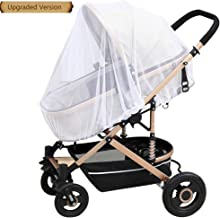 Baby Mosquito Net, Insect Netting for Baby Stroller Infant Carriers Car Seats Cradles - Universal Size, Elastic, Breathable