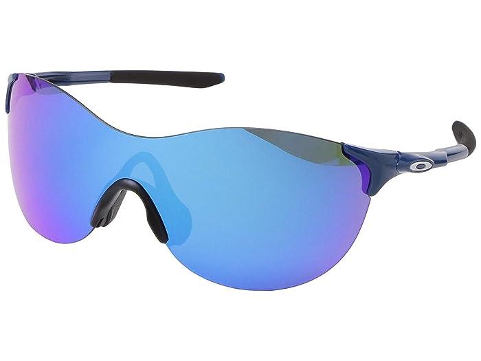 Oakley 37 mm EVZero Ascend (Poseidon) Fashion Sunglasses