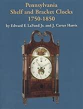 Pennsylvania Shelf and Bracket Clocks 1750-1850