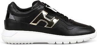 HOGAN Luxury Fashion Womens HXW3710AP20M1T547D Black Sneakers | Season Permanent