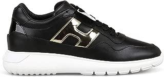 HOGAN Luxury Fashion Womens HXW3710AP20M1T547D Black Sneakers   Season Permanent