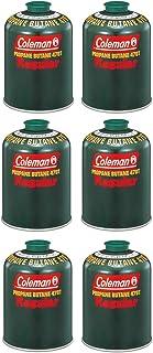 Coleman(コールマン) 純正LPガス燃料 (Tタイプ) 470g (5103A470T)×6個セット