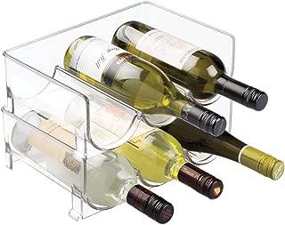 Best plastic bottle rack Reviews