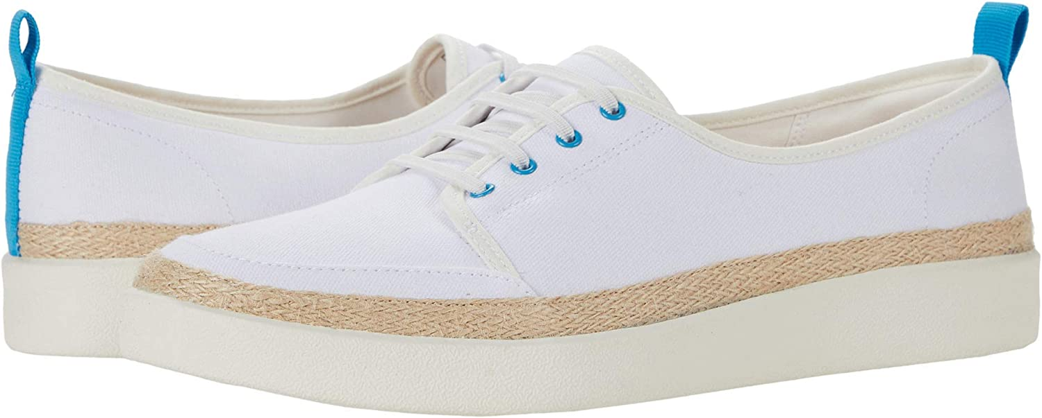 Vionic Women's Essence Jovie Lace-up Sneaker - Ladies Suppotive Platform Sneakers That Include Three Zone Comfort with Arch Support