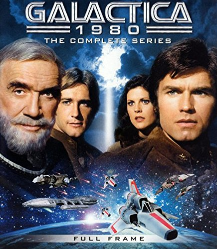 Galactica 1980 The Complete Series (FULL Frame)
