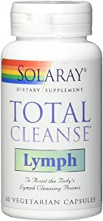 Solaray Total Cleanse Lymph VCapsules   60 Count