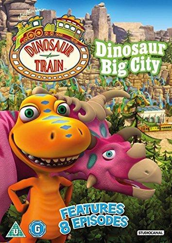 Dinosaur Train - Big City [DVD] [2016]