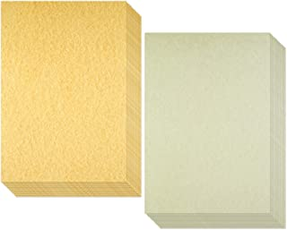 Confezione da 10 Pezzi 21 x 29.7 cm 160 Gr Kartos 045.6257 Diploma Pergamena A4