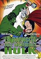 La Rivincita Dell'Incredibile Hulk [Italian Edition]