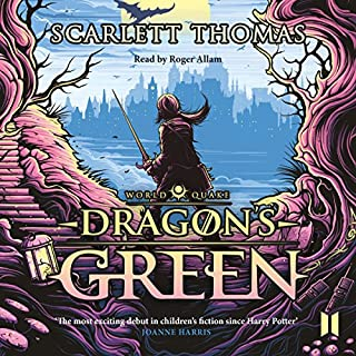Dragon's Green cover art