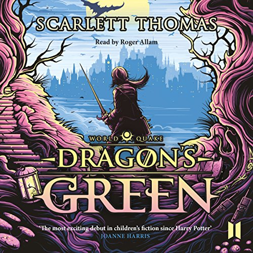 Dragon's Green audiobook cover art