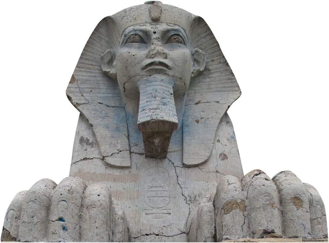 Advanced Graphics Great Sphinx of Life Recommendation Giza Cutou Limited Special Price Size Cardboard