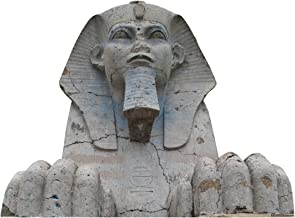 Advanced Graphics Great Sphinx of Giza Life Size Cardboard Cutout Standup