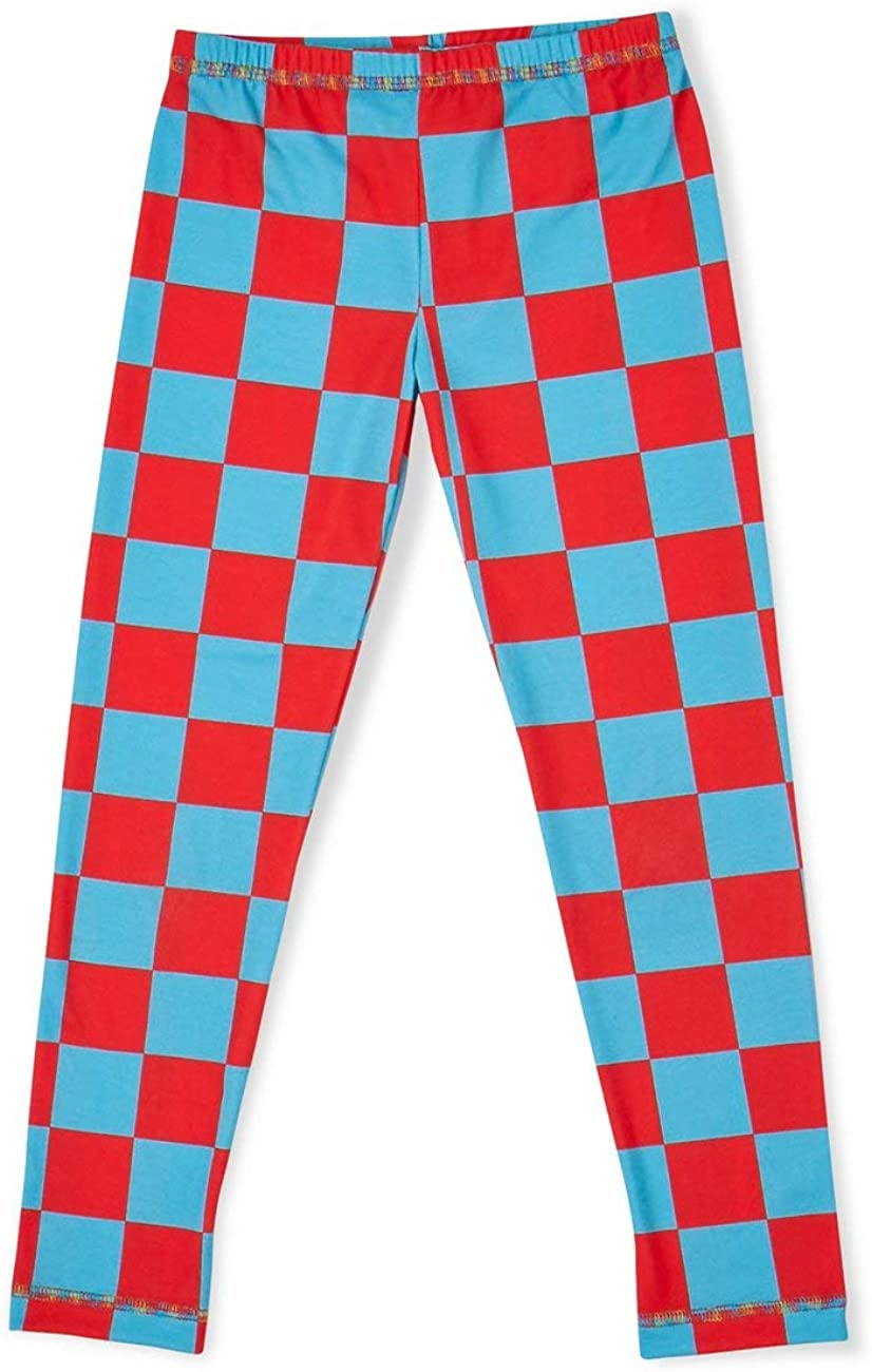 Kid Made Modern Checkerboard Legging (Ages 8-10)