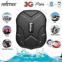 IP65 Waterproof 3G GPS Tracker Car TKSTAR TK905-3G 5000mAh 60 Days Standby Vehicle GPS Locator with Geo-fence Shock/Vibration Alarm Strong Magnet Voice Monitor Free Web APP