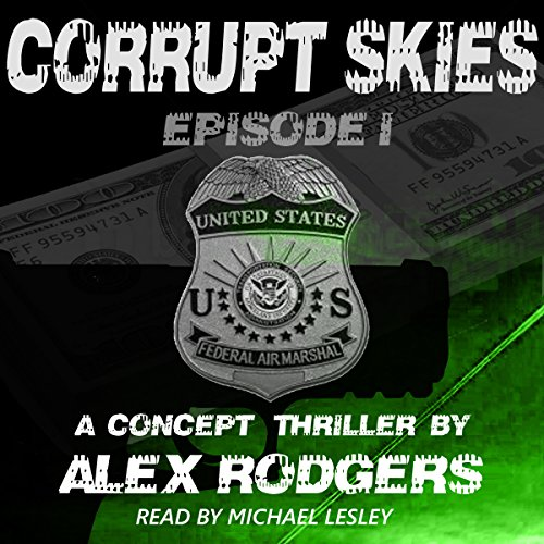 Corrupt Skies, Book 1 audiobook cover art