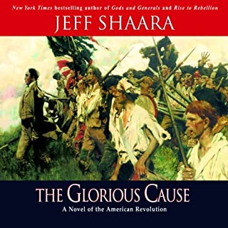 The Glorious Cause audiobook cover art