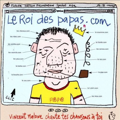 Couverture de Le roi des papas.com
