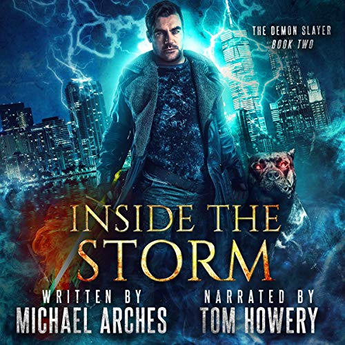 Inside the Storm  cover art