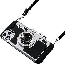 قاب محافظ سیلیکونی آیفون 11 پرو Max Max ، Awsaccy 3D Cool منحصر به فرد برای دوربین آیفون آیفون 11 پرو حداکثر 6.5 اینچ (سختی متوسط) ، سیاه