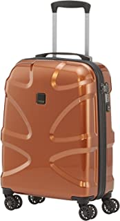 Titan Luggage and Travel Gear X2 International Carry on 20'' Hardside Spinner, Copper