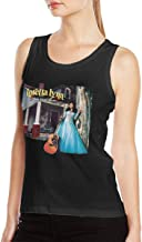 Women Classic Workout Running Sleeveless Top T Shirt Gift