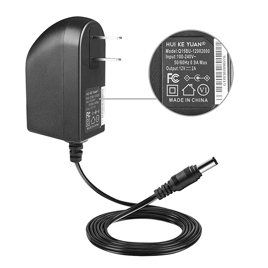 HKY Power Supply for Motorola Surfboard SB6141 SB6121 SB6120 SBG6580 SBG6580-2 Netgear/Belkin N150 N300 N450 N600 N750 Comcast Xfinity Linksys Velop TP-Link ARRIS Wireless Router Power AC Adapter Cord