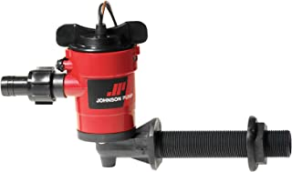 Johnson Pumps of America 38502 Marine 90 Degree 500 GPH Cartridge Aerator Pump