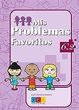 Mis problemas favoritos 6.2 / Editorial GEU / 6º Primaria / Mejora la resolución de problemas / Recomendado como repaso / Con actividades sencillas