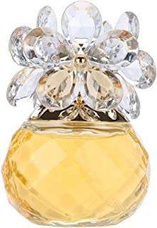 Fragancia para mujer - Perfume de madera de larga duración de 60 ml en Flower Pod Lady Gift(oro)