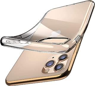 iPhone 11 Pro Max Kamera Korumalı Şeffaf Silikon Kılıf